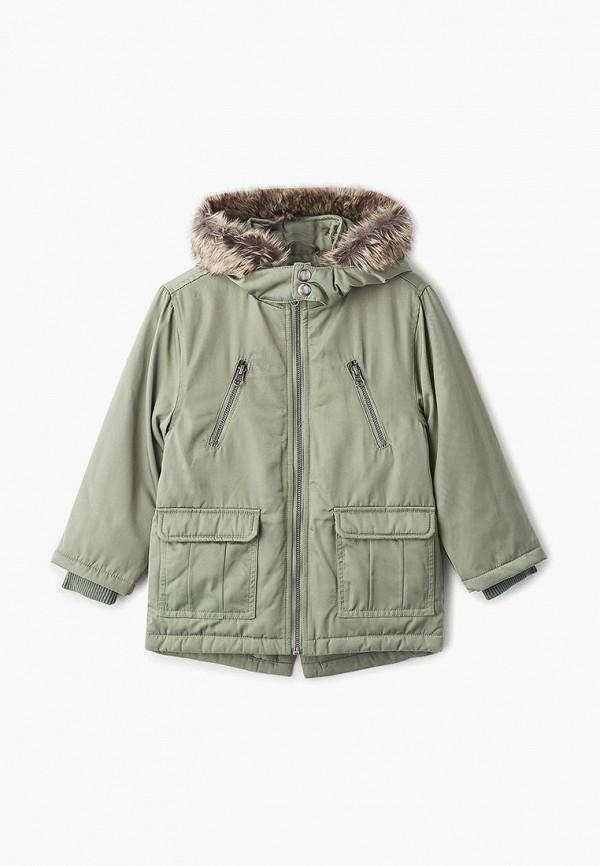 куртка outfit kids для мальчика, хаки
