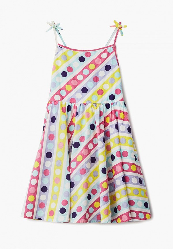 сарафан outfit kids для девочки, разноцветный