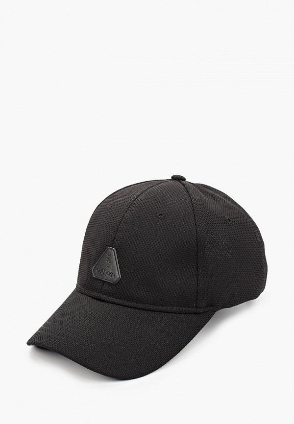 мужская бейсболка outhorn, черная