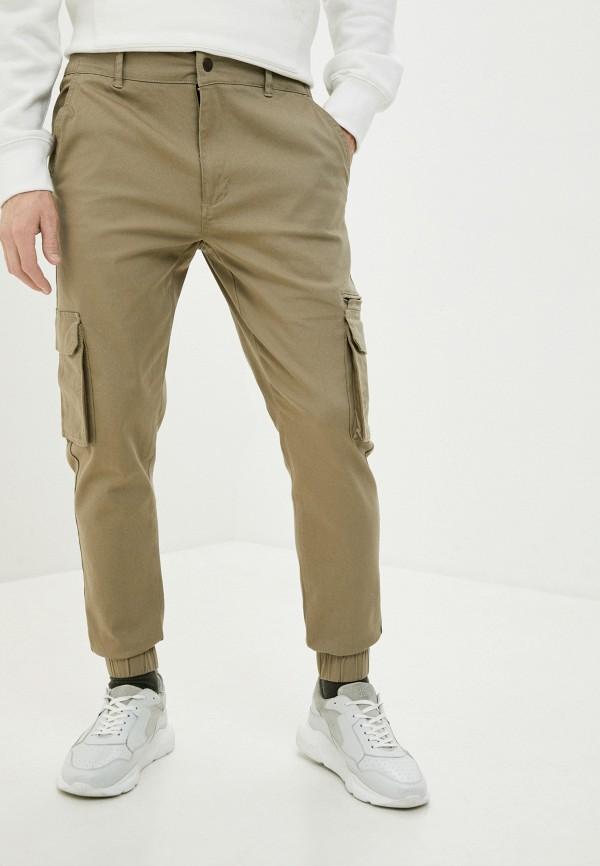 мужские брюки outhorn, бежевые