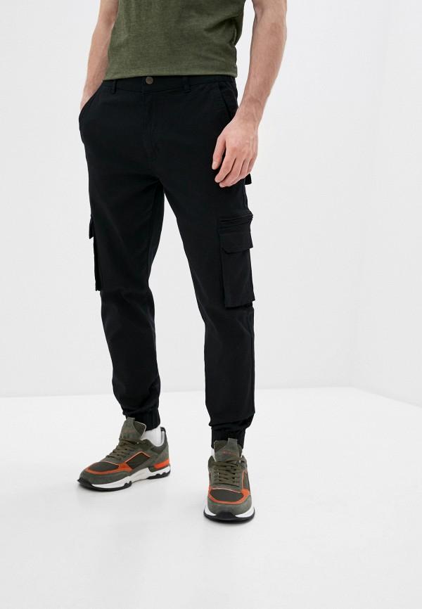 мужские брюки outhorn, черные