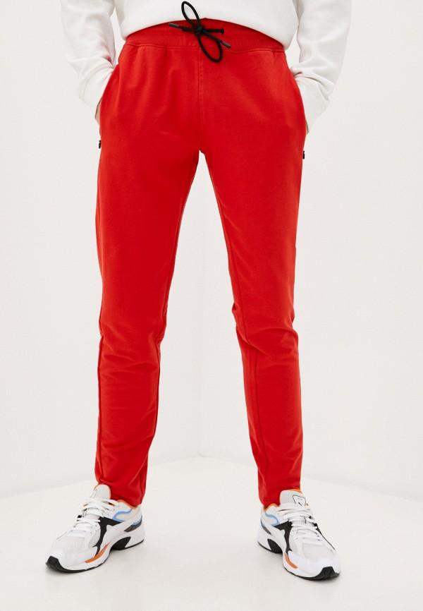 мужские спортивные брюки outhorn, красные