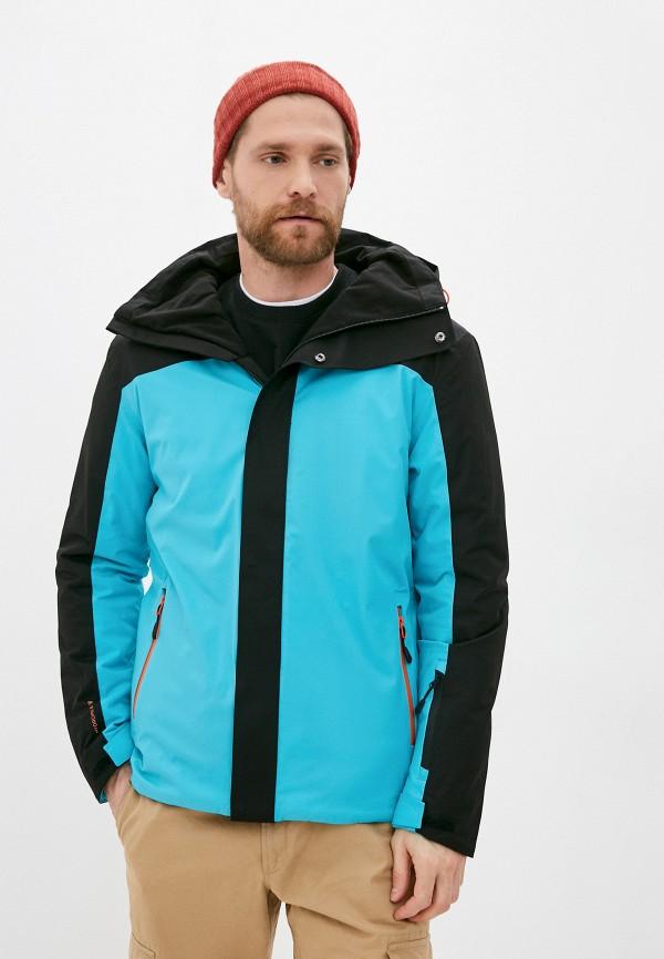 мужская куртка outhorn, голубая