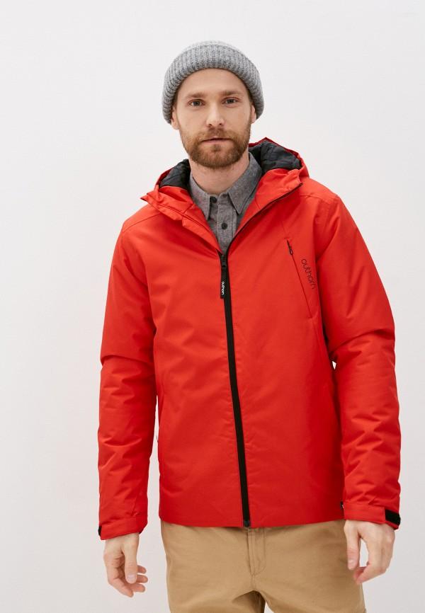 мужская куртка outhorn, красная