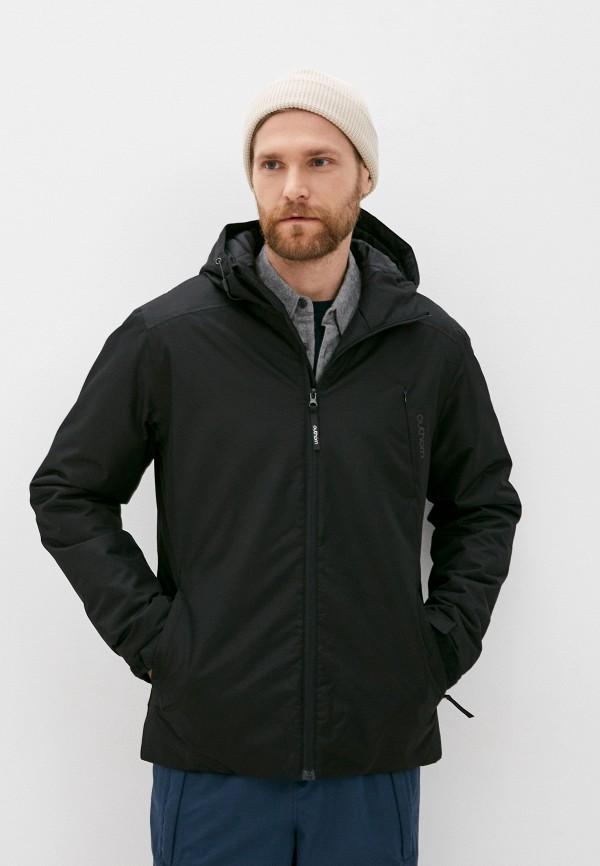 мужская куртка outhorn, черная