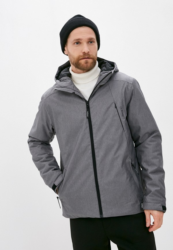мужская куртка outhorn, серая
