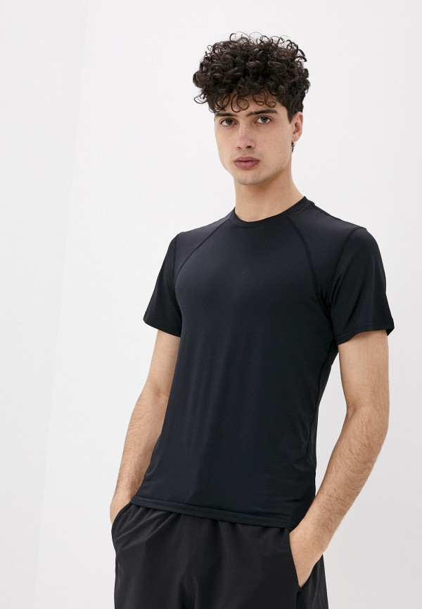 мужская спортивные футболка outhorn, черная