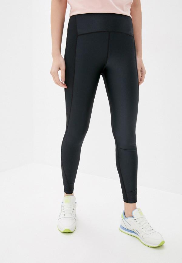 женские спортивные брюки outhorn, черные