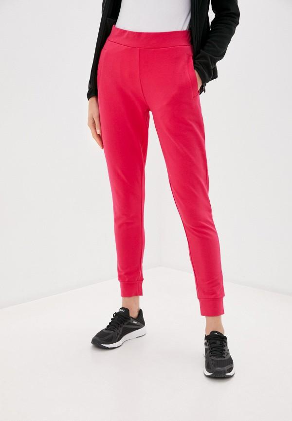женские спортивные брюки outhorn, розовые