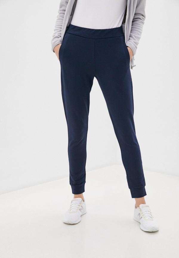 женские спортивные брюки outhorn, синие