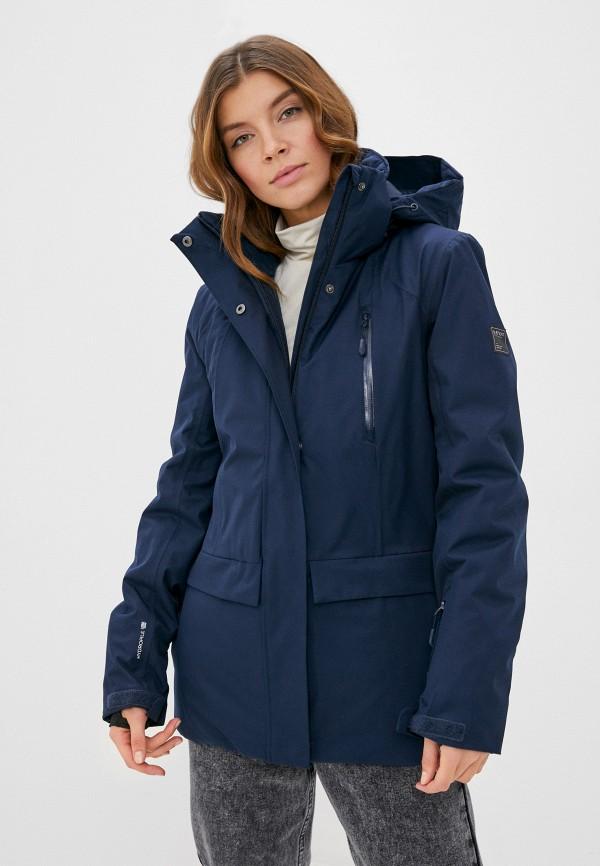 женская куртка outhorn, синяя