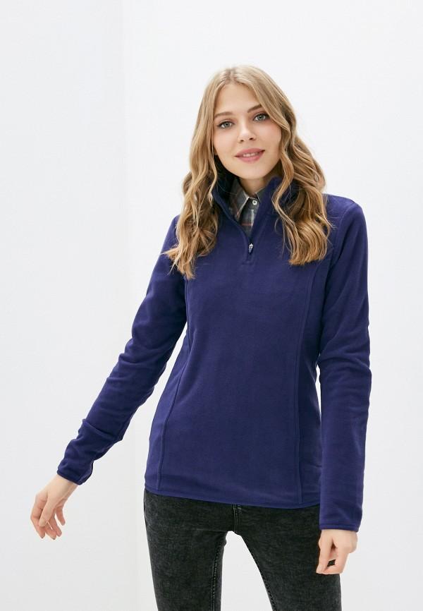 женская олимпийка outhorn, фиолетовая