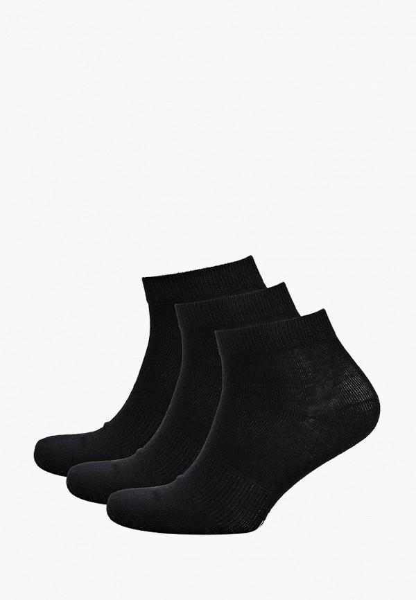 мужские носки outhorn, черные