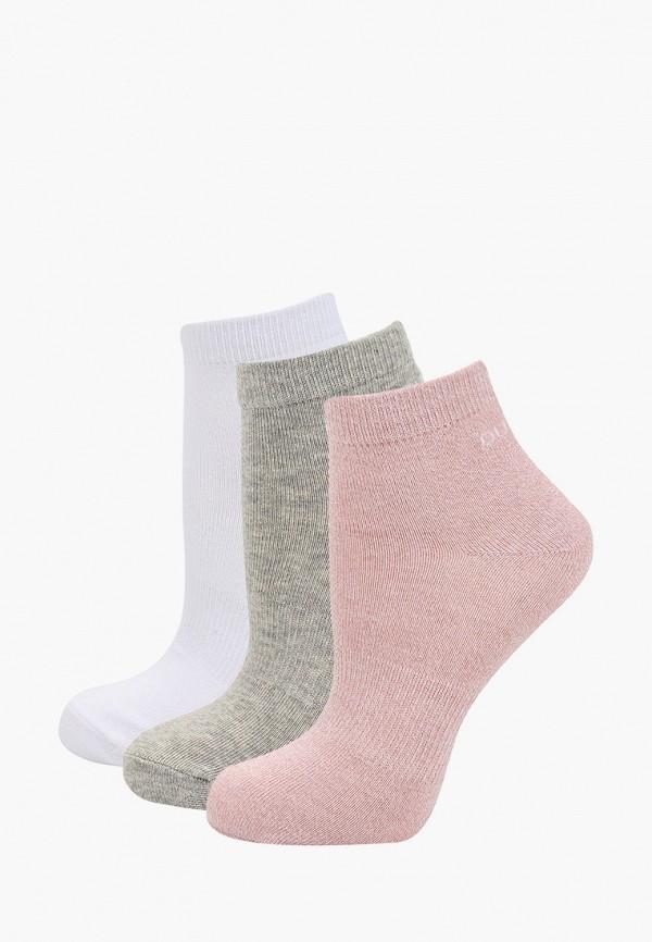женские носки outhorn, разноцветные