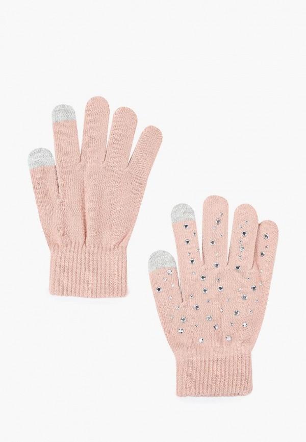 Купить Перчатки OVS, OV001DWBRXN5, розовый, Осень-зима 2018/2019