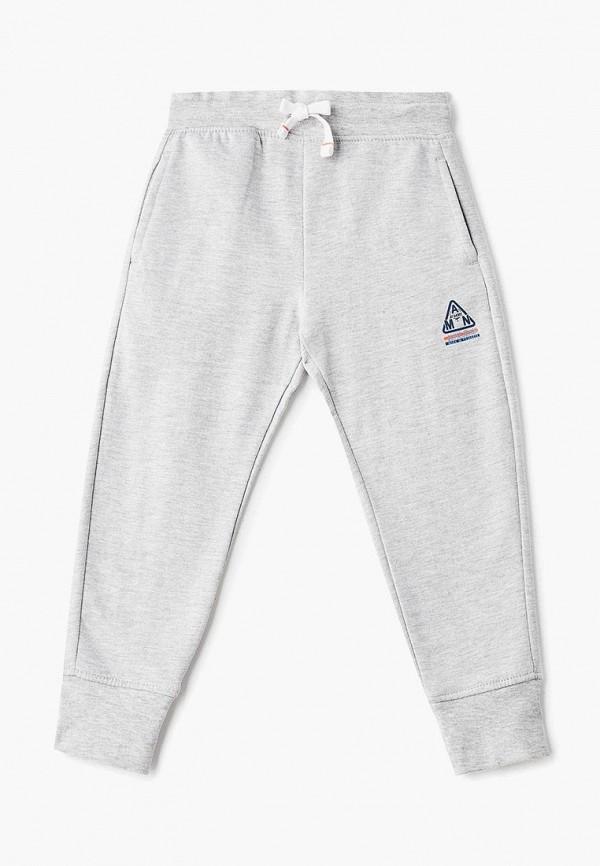 спортивные брюки ovs для мальчика, серые