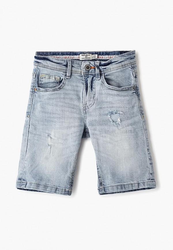 купить Шорты джинсовые OVS OVS OV001EBEIDW5 по цене 1699 рублей