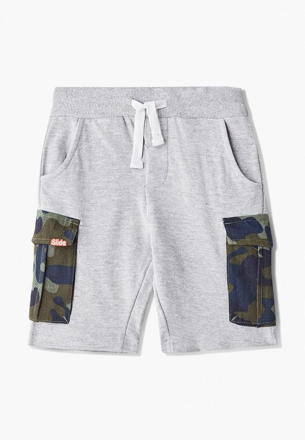 шорты ovs для мальчика, серые