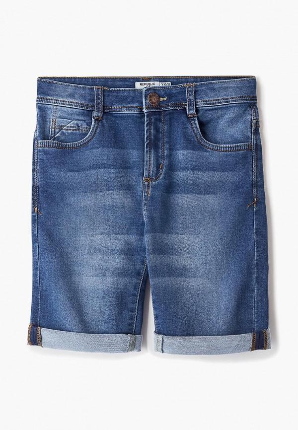 шорты ovs для мальчика, синие