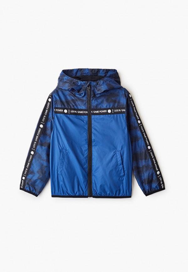 куртка ovs для мальчика, синяя