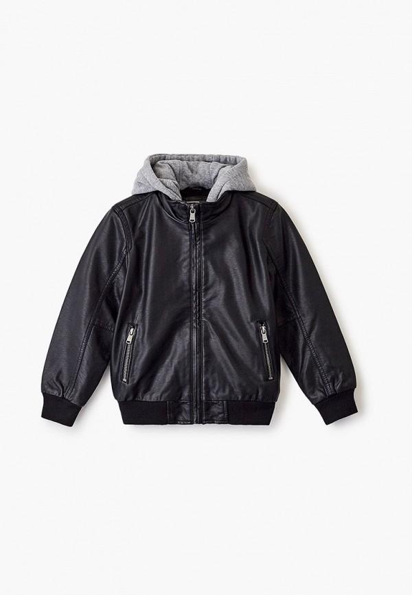 куртка ovs для мальчика, черная