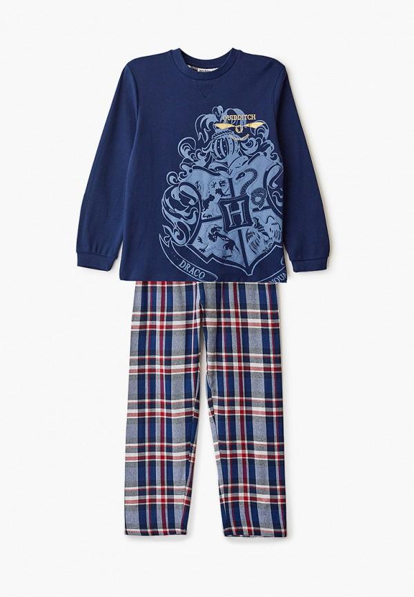 пижама ovs для мальчика, синяя