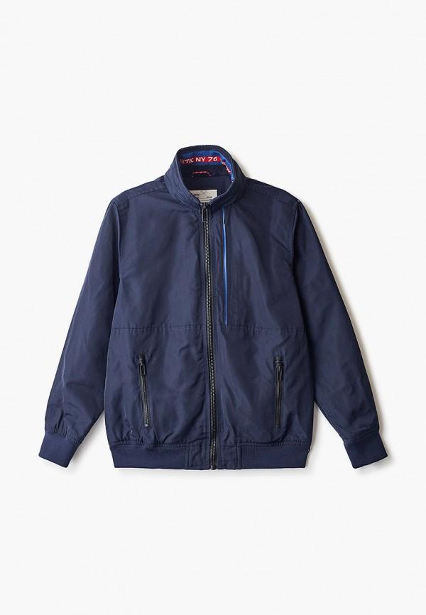 легкие куртка ovs для мальчика, синяя