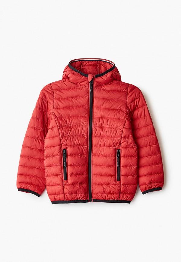 куртка ovs для мальчика, красная