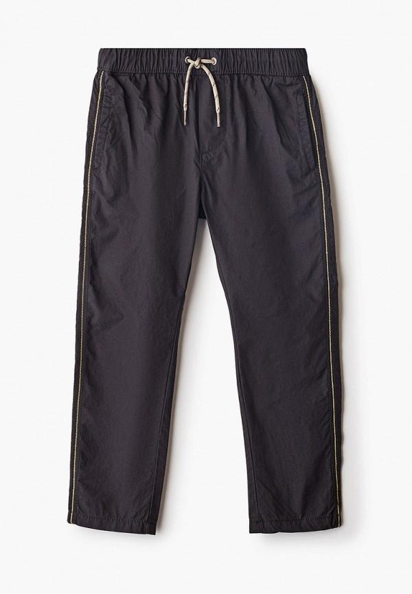 брюки ovs для мальчика, черные