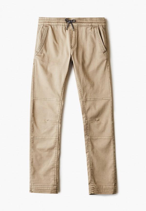 брюки ovs для мальчика, бежевые