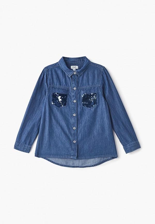 купить Рубашка джинсовая OVS OVS OV001EGCHCM8 по цене 1350 рублей