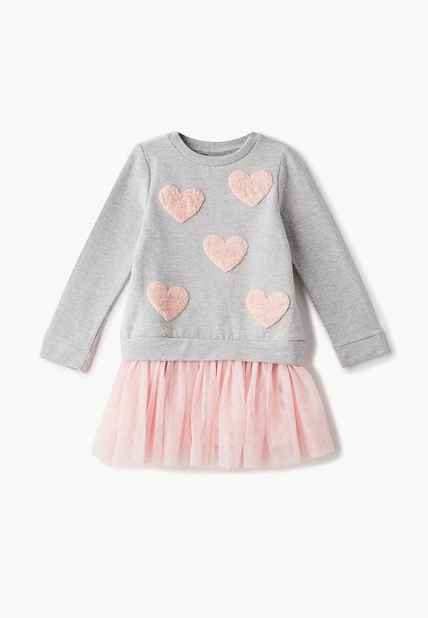 Купить Платье OVS, ov001egeieq4, серый, Весна-лето 2019