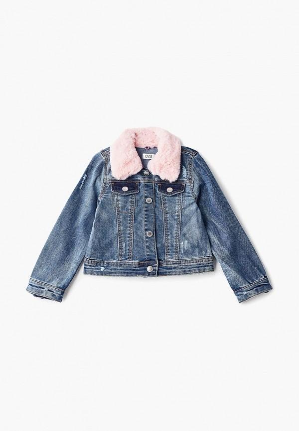 Куртка джинсовая OVS OVS OV001EGEIEQ6 куртка джинсовая ovs ovs ov001emaxdy2