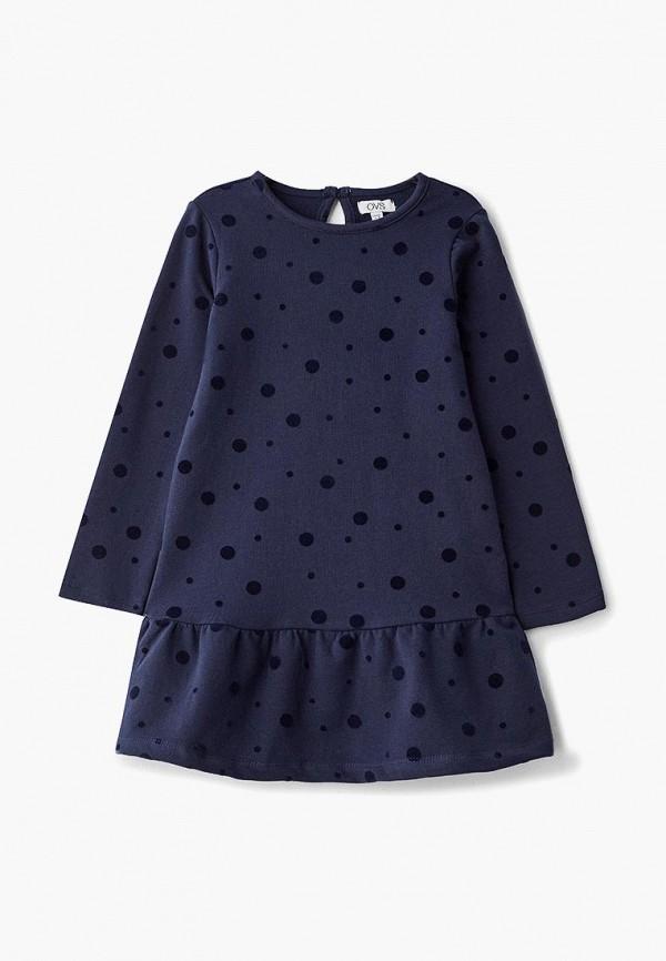 Купить Платье OVS, ov001egeies7, синий, Весна-лето 2019