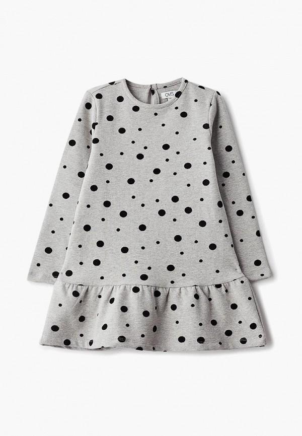 Купить Платье OVS, ov001egeies8, серый, Весна-лето 2019