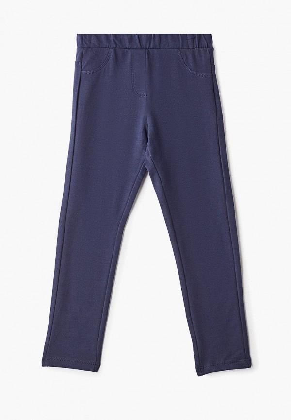 брюки ovs для девочки, синие
