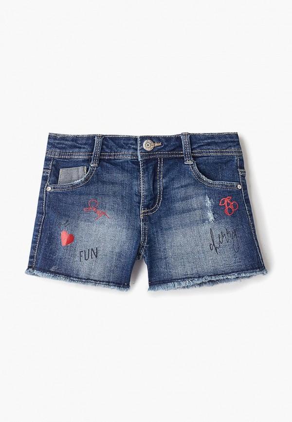 шорты ovs для девочки, синие