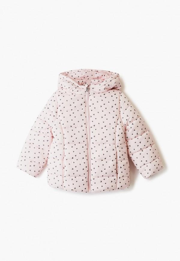 куртка ovs для девочки, розовая