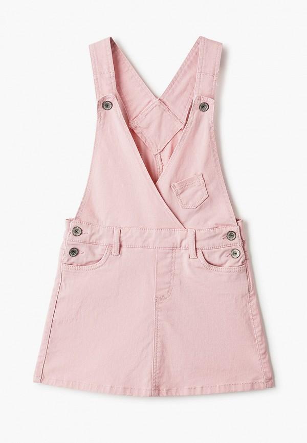 сарафан ovs для девочки, розовый