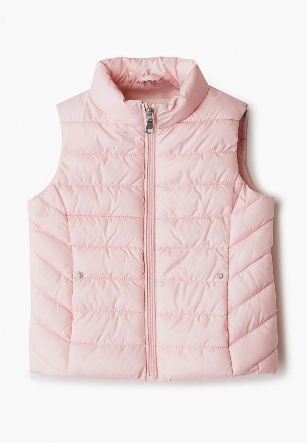 жилет ovs для девочки, розовый