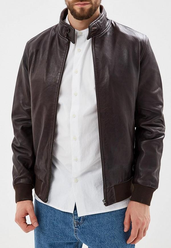 Купить Куртка кожаная OVS, OV001EMAXDY8, коричневый, Весна-лето 2018