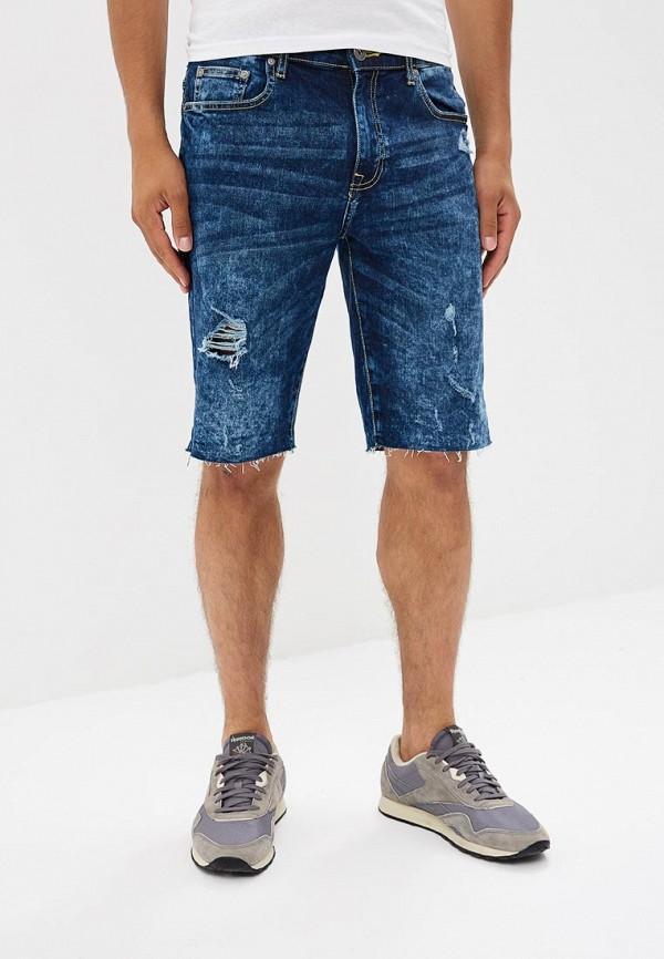 Купить Шорты джинсовые OVS, OV001EMAXFE4, синий, Весна-лето 2018
