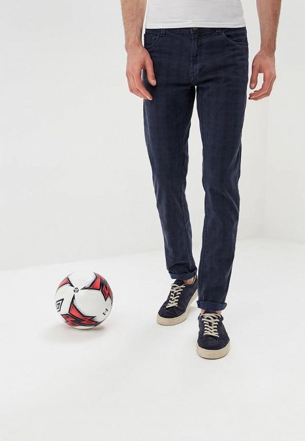 Фото - мужские брюки OVS синего цвета