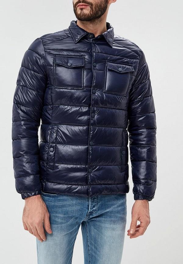 Купить Куртка утепленная OVS, ov001emcuol3, синий, Осень-зима 2018/2019