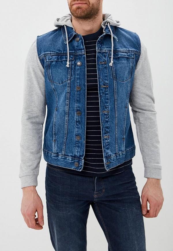 Куртка джинсовая OVS OVS OV001EMEDIN7 куртка джинсовая ovs ovs ov001emedin7