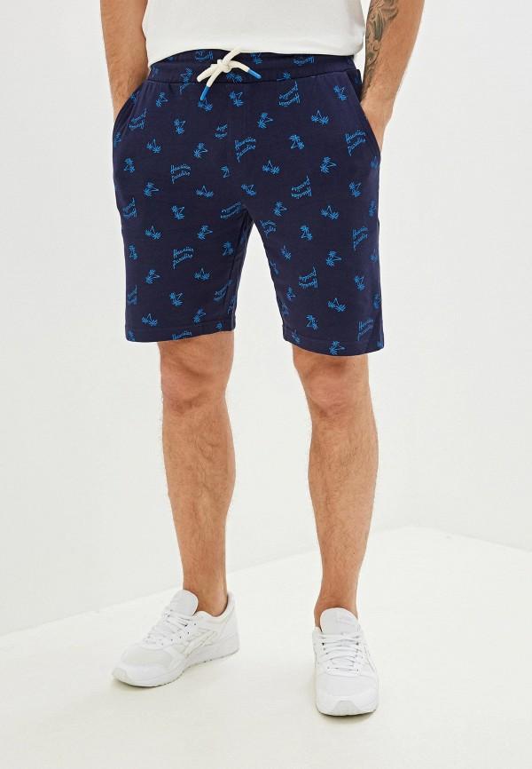 мужские повседневные шорты ovs, синие