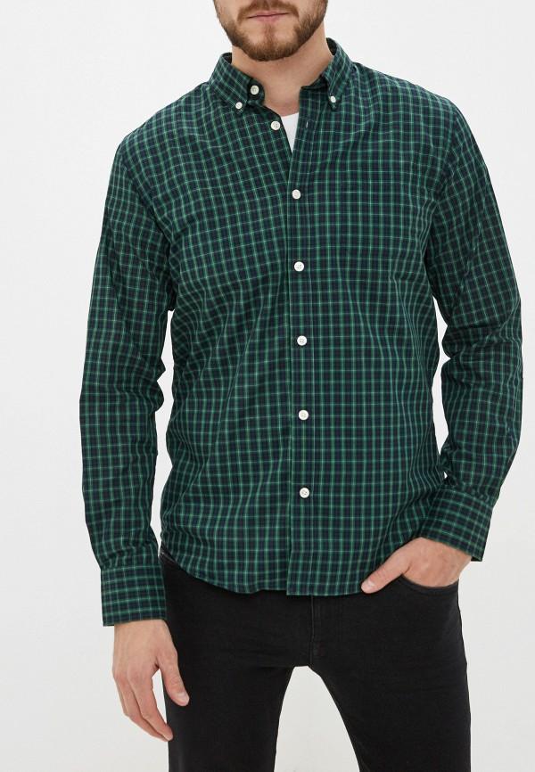 мужская рубашка с длинным рукавом ovs, зеленая