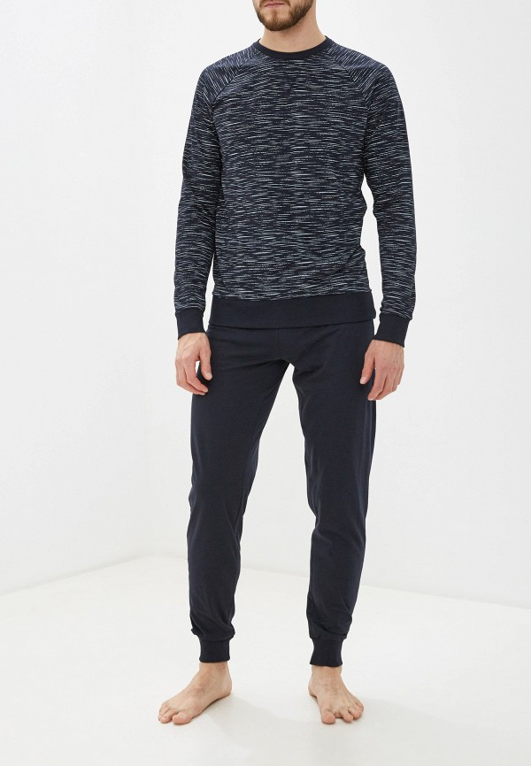 мужская пижама ovs, синяя