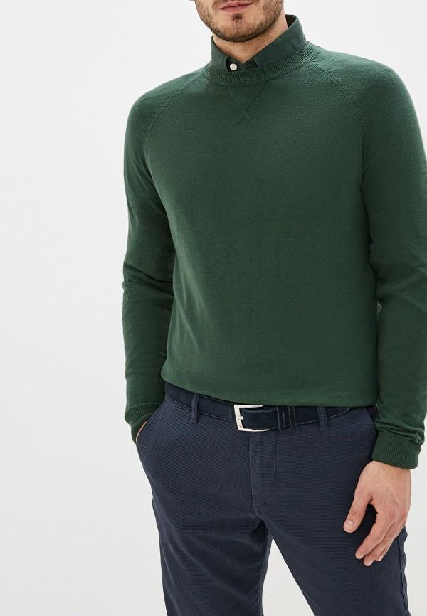 мужской джемпер ovs, зеленый