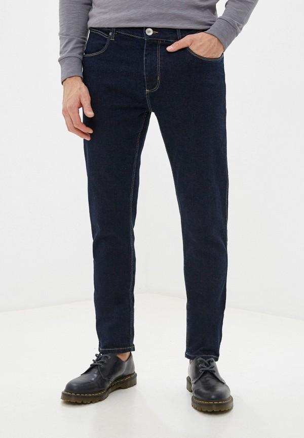 мужские прямые джинсы ovs, синие